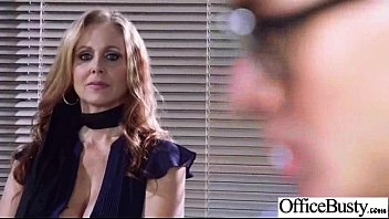 (julia ann) Office Girl With Big Tits Bang In Hard Style Action vid-25