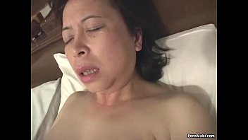 Asian porn granny porn Asian granny masturbates