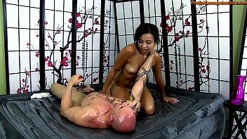 Adrian Maya Gives Erotic Oil Body-on-Body Massage and MORE! Vorschaubild