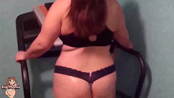 Morning Sex With Big Ass And Big Natural Tits White Woman Hot American Babe 8 Min