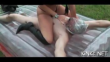 Fisting in sex clip