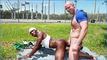 Gay porn thug free Gaywire - black thug jp richards sells his ghetto booty to mitch vaughn