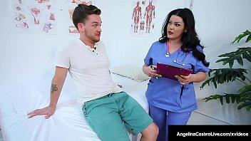 Image: Big Dr Dick Suckers Angelina Castro & Karen Fisher Cure Cock