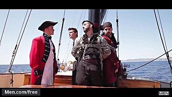 Gay man movie trailer Men.com - pirates a gay xxx parody part 3 - trailer preview