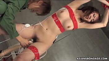 Runa Kanzaki had a blast while being to cum 47 sec