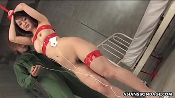 Runa Kanzaki had a blast while being forced to cum thumbnail