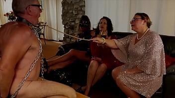 Dominatrix Mistress April - Birthday punishment for slave