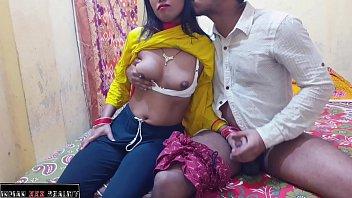 Indian Bhabhi Fuck By Lover On Bhabhi's Anniversary