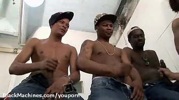 Black huge cock in a white mans gaping hole 5 Black Big Cocks Against 1 White Tight Hole Xvideos Com