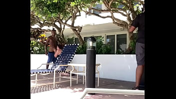 White Swingers in Miami  pay my grandpa and I to let his wife suck our black cocks