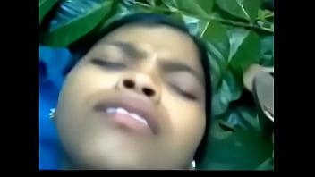 indian ladki in jungle outdoor schoolgirl fucked hard