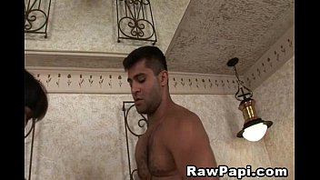 Hardcore Bareback Scene Of Latin Gay