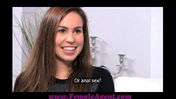 FemaleAgent Nothing better then an oiled up woman