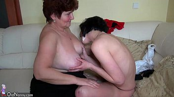 Older woman with young guy sex - Older women fucking with younger women and licking women pussy