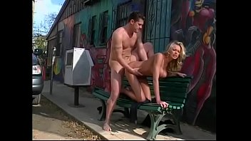 Briana banks blowjob and facial Horny policeman cought sexy blonde with amazing boobs briana banks on thr street to punish her by loicking and fucking her twat