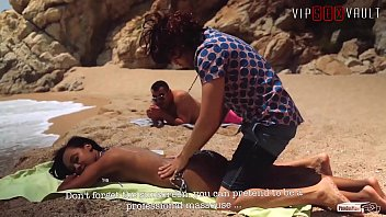 VIP SEX VAULT How To Approach A Girl At The Beach And Fuck Her Noe Milk & Antonio Ross