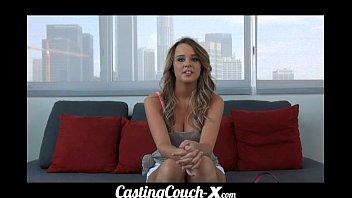 Castingcouch-X 20Yo Nervous Florida Girl Audition