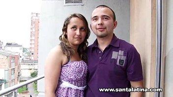 Real Colombian Amateur Couple