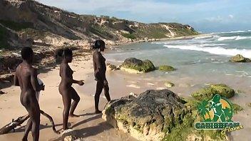 Caribbean Chocolate Threesome