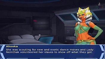 Star Wars Orange Trainer Part 49 cosplay bang hot xxx alien girls sith