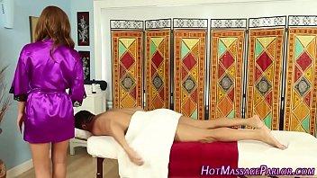Hot jizz mouthed masseuse tumblr xxx video