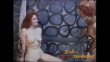Streaming Video Rough dominatrix has her fun with a skinny pale slave girl - XLXX.video