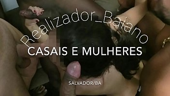 Whats App (71)9635-8941 - Director from Bahia in bachelorette party gangbang 5 men for the bride [PT1] Menage male males for little married bitch in salvador husband cuckold does not dream 1 day before the wedding doing double penetration and giving