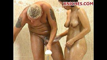 Teen emy shower sex