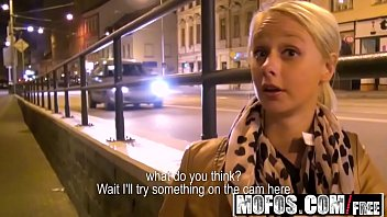 Mofos - Public Pick Ups - Ass In An Apartment Hallway Starring  Tonya