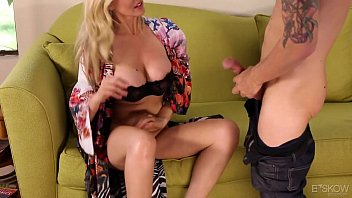 MILF Julia Ann Gets Fucked By A y. Guy
