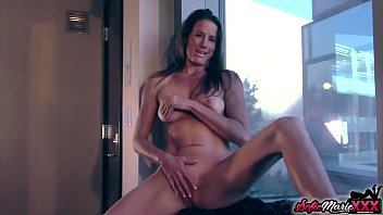 SofieMarieXXX - Mature Babe Sofie Marie Wanks Off With Toys