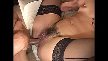 Brunette ho getting pussy pounded