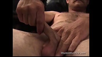 Amateur Jerry Beating Off