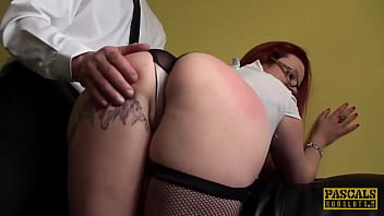 PASCALSSUBSLUTS - Busty Redhead Summer Angel Lee Dominated