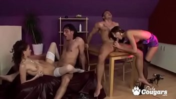 Yenna And Barbora Brill Have Some Wild Group Sex