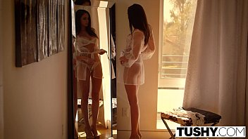 TUSHY Ariana Marie First Anal 11 min