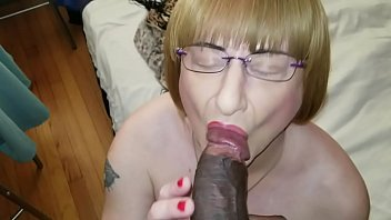 Lucky Cuckold sissy gets a another session with my ten inches ... 4 min