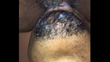 I ate the hell out of her pussy and ass . Then made her cum on this dick 2 min