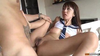 Marica Hase Schoolgirl anal