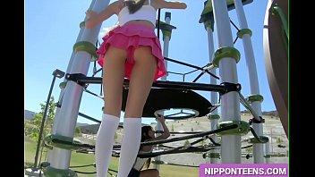 Two Sexy Asian Girls Fucking with an Stranger - Nipponteens.com 8 min