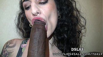 French Superhead Arabelle Raphael Interracial Sloppy Head With Facial- DSLAF 13分钟