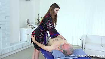 Old-porn-Young.com - Elle Rose - Exciting full body massage