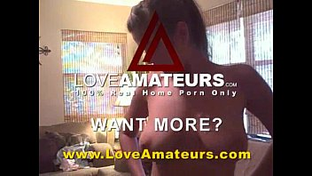 Amateurs Recorded Their First Sex Video