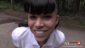 Blowjob Im Wald Bis Zum Donner Mit Amanda Jane - SPM Amanda24TR113 8 Min