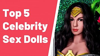 Both sex human Top 5 celebrity sex dolls to buy