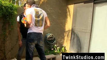 Dustin zito gay porn films Twink movie dustin cooper is trying to get some gardening done but