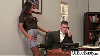 Hard Sex Action With Slut Big Tits Office Girl (elicia solis) video-17 7分钟