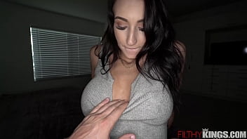 Hot Babysitter Alessia Gets Fucked by Boss After Getting Caught