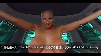 [HoliVR] Car Sex Adventure 100% Driving FUCK   360 VR Porn porno izle