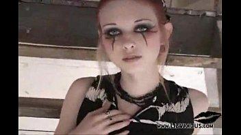 Emo goth gay starbucks hiram ga Liz vicious teaser goth girl